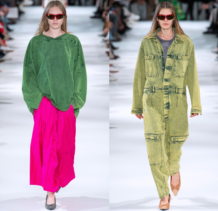 Stella McCartney 2018 Spring Summer Womens Runway