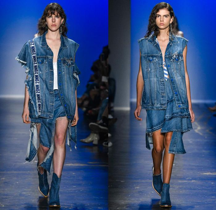 Raw Denim Jeans Womens