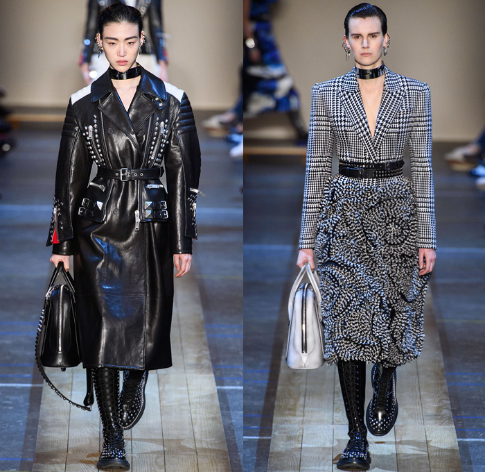 Alexander Mcqueen 2019 2020 Fall Winter Womens Runway