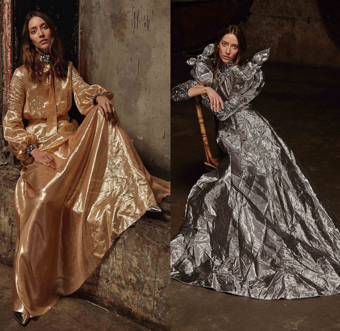 Greta Constantine 2019 2020 Fall Winter Womens Looks