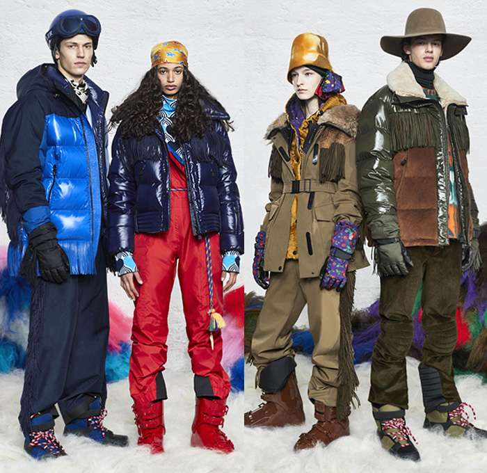 Moncler Grenoble 2019 2020 Fall Autumn Winter Looks