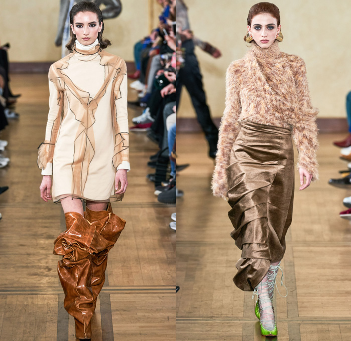 Y Project 2019 2020 Fall Autumn Winter Womens Runway