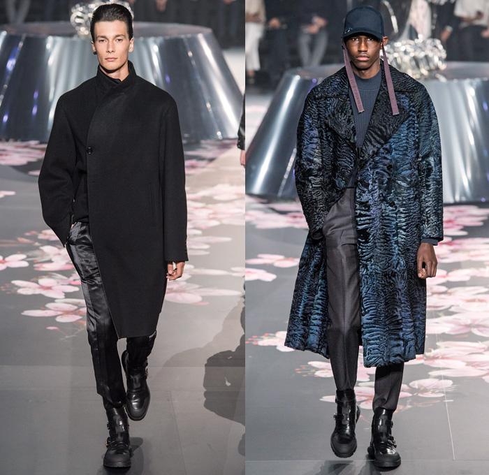 Dior Homme 2019 Pre Fall Autumn Mens Runway Looks Denim