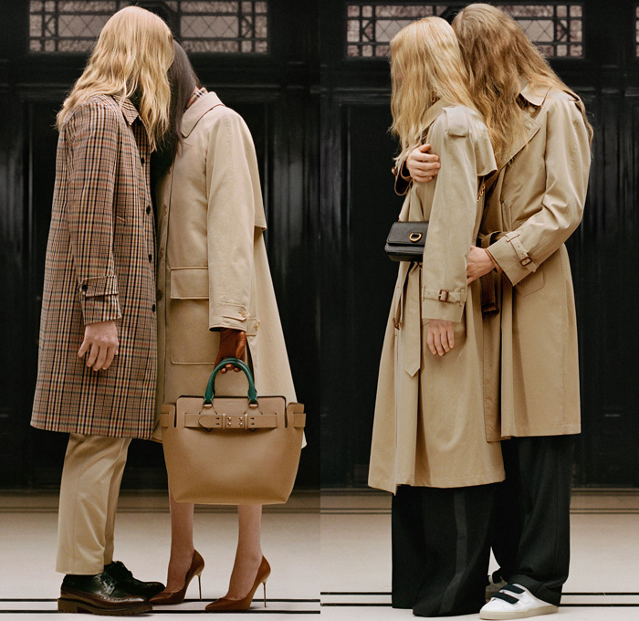 Burberry 2019 Resort Cruise Pre Spring Presentation