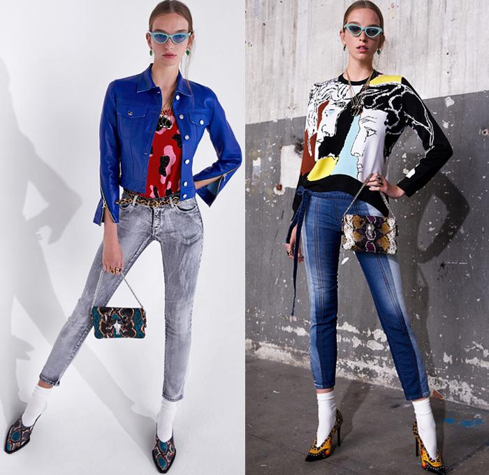 Womens Dark Jeans