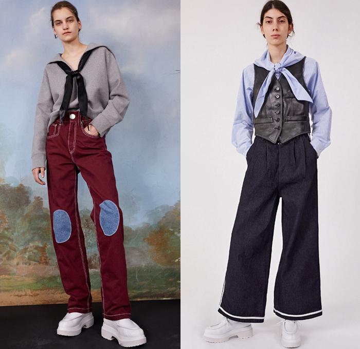 Mm6 Maison Margiela 2019 Resort Cruise Womens Looks