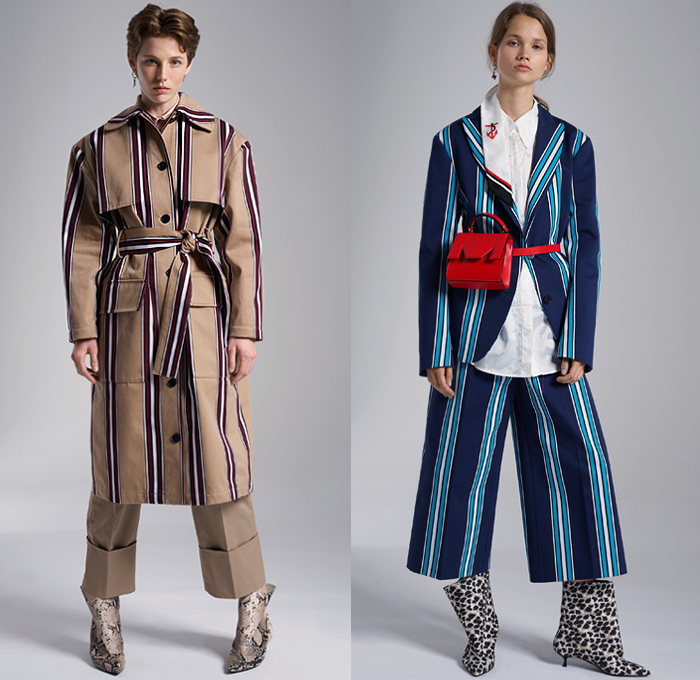 Msgm 2019 Resort Cruise Womens Looks Presentation Denim