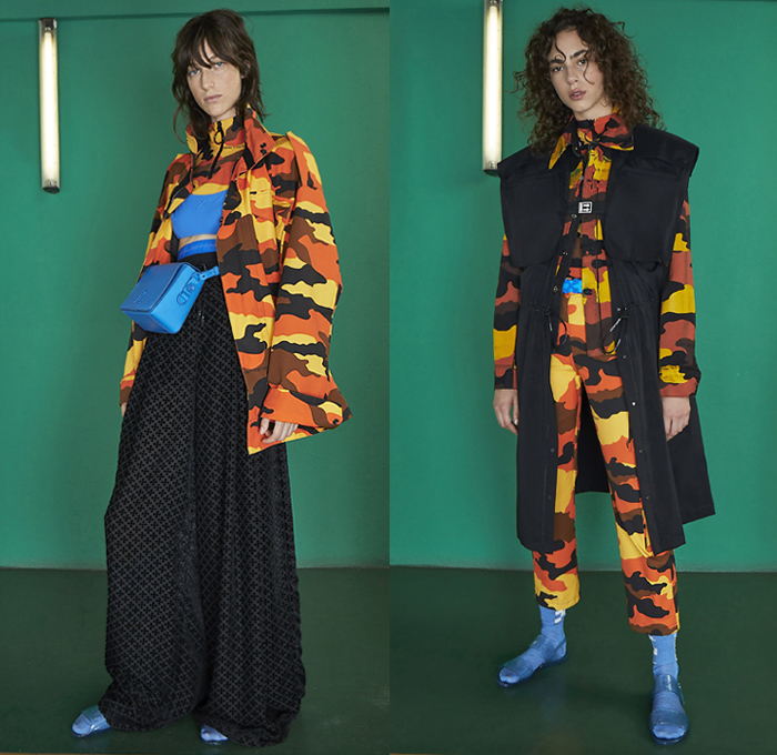 Off White 2019 Resort Cruise Womens Presentation Denim