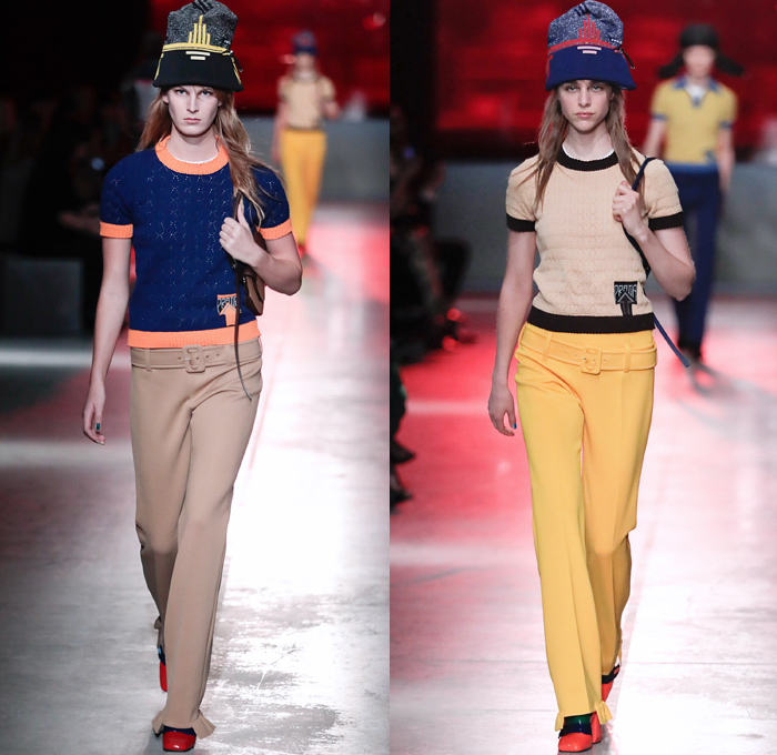 Prada 2019 Resort Cruise Womens Runway Collection Denim