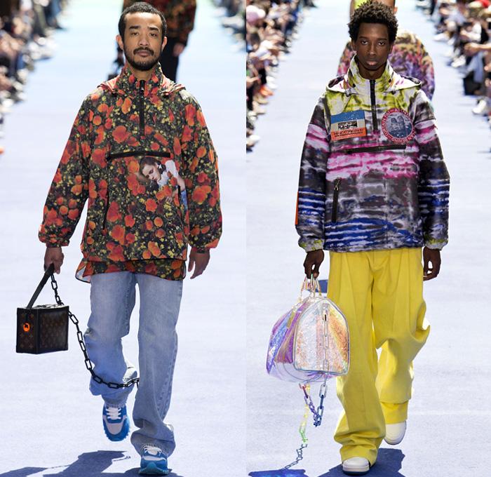 Louis Vuitton 2019 Spring Summer Mens Collection Denim Jeans