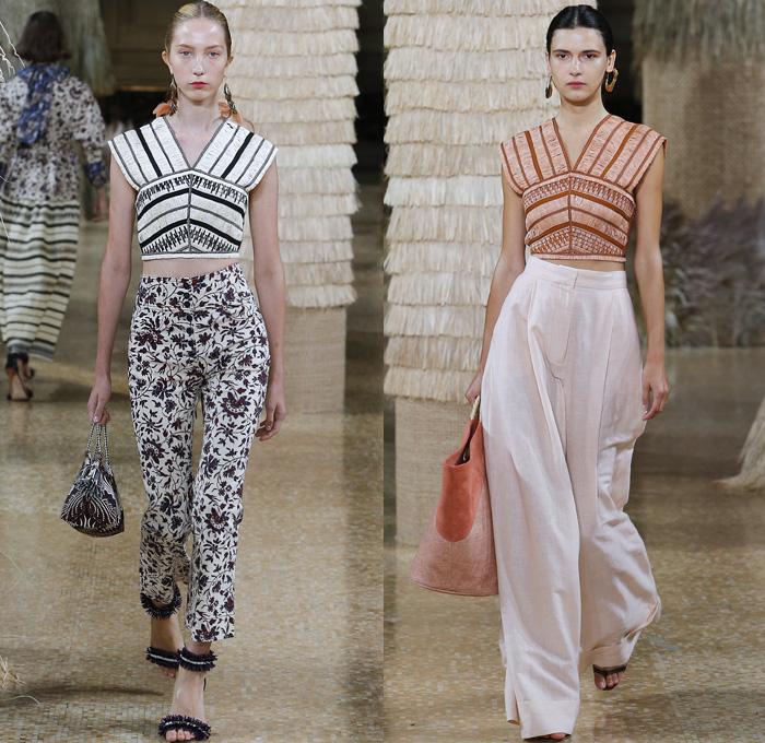ee8ee93bd86c Ulla Johnson 2019 Spring Summer Womens Runway Catwalk Looks Collection New  York Fashion Week NYFW -