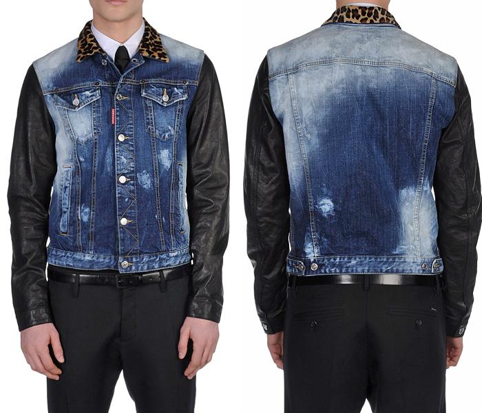 2013 Spring Mens Made in Denim Finds - Jeanswear Jackets & Footwear
