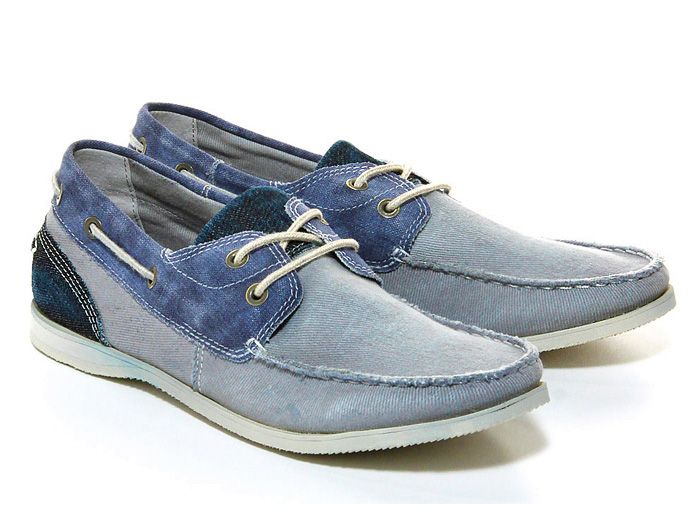 Esprit Denim Boat Shoes and Sneakers 2013 Spring Summer Mens ...