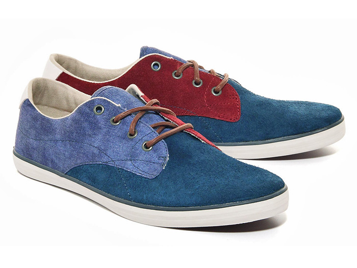 Esprit Denim Boat Shoes And Sneakers 2013 Spring Summer