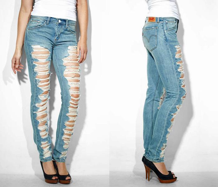 Levi S Womens 2013 Spring Made In Denim Denim Jeans