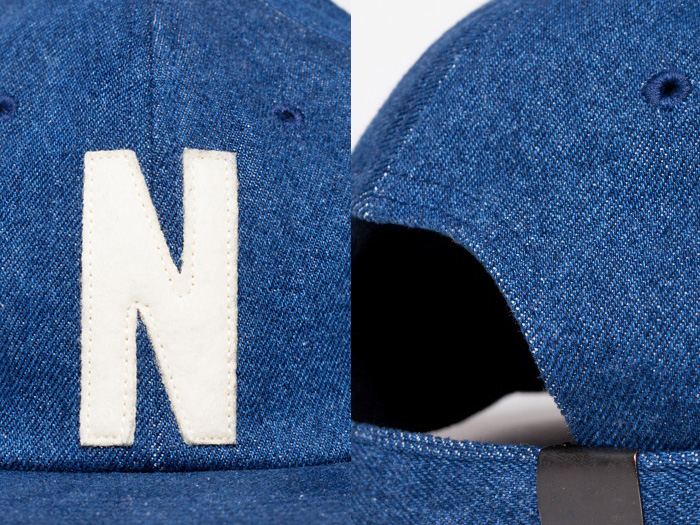 Norse Projects Denim Headwear Series 2013 Spring Summer