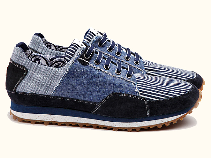 Your Own Universe) Italy Denim Running Sneakers & Topsiders Boat Shoes