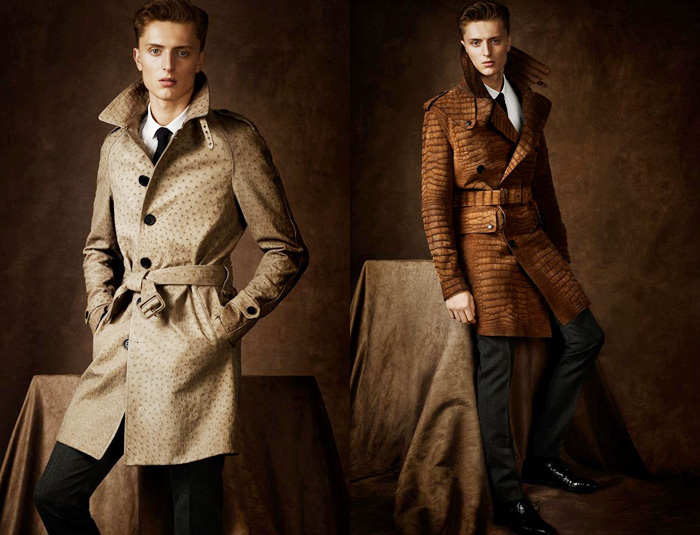 11d0c91e331 Burberry Regent Street Collection 2012-2013 Fall Winter  Designer Denim  Jeans Fashion  Season