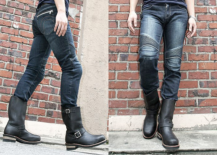 uglyBROS Mens Kevlar Motorcycle Jeans: Trend Watch: Hot Denim Styles, Upcoming Trends & Fresh New Jeans