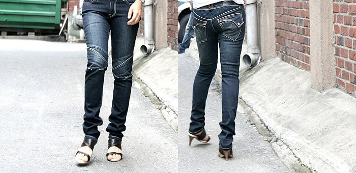 uglyBROS Womens Kevlar Motorcycle Jeans: Trend Watch: Hot Denim Styles, Upcoming Trends & Fresh New Jeans