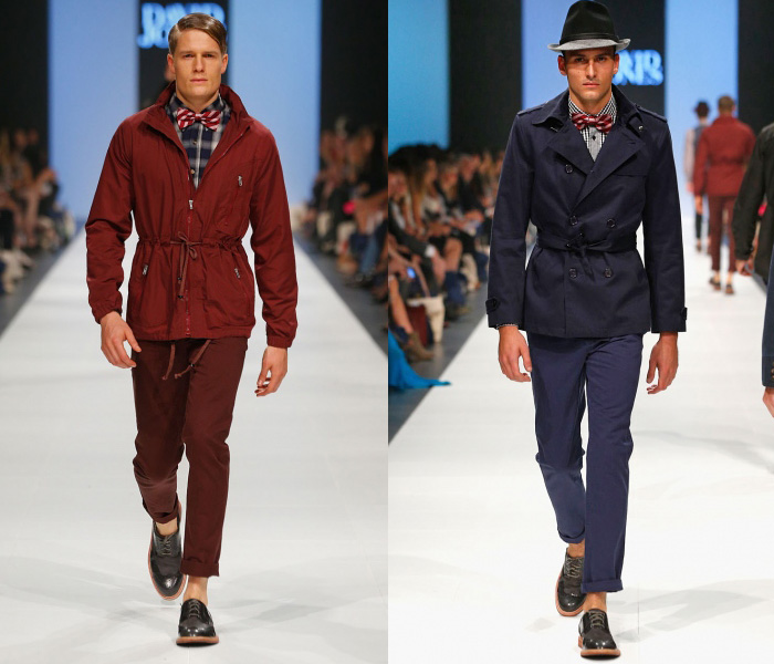 2014 Fall Winter Mens Runways Australia: Designer Denim Jeans Fashion
