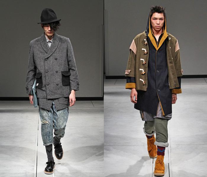 Denim & Jeanswear 2013-14 Fall Winter Mens I MBFW Tokyo ...