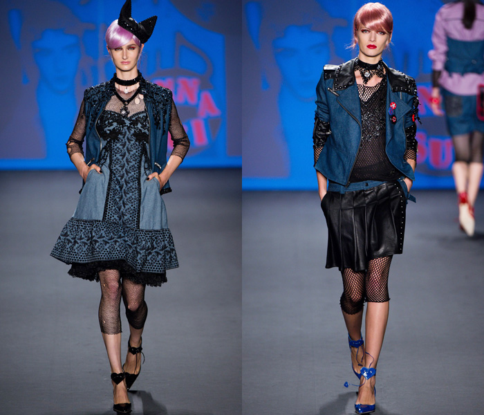 2013 Spring Summer Womens Runways Denim Denim Jeans Fashion Week Runway Catwalks Fashion