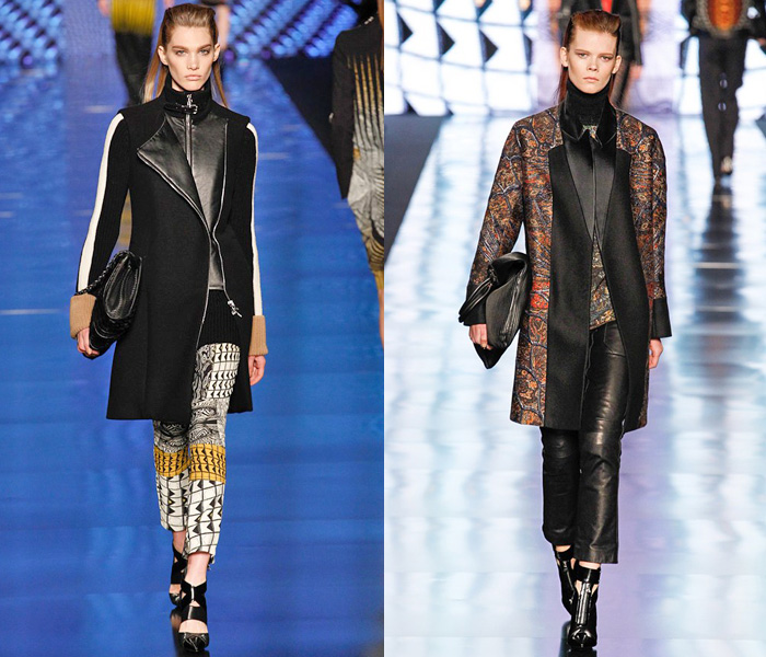 Set your trendsetting ways through the 2013-2014 Fall Winter runways