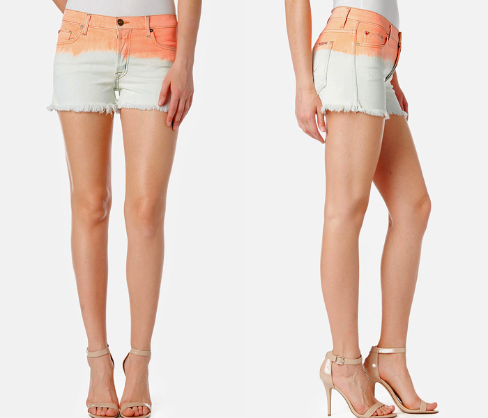 3 Ombre Finds Womens Cut Off Denim Shorts for 2013 Spring Summer ...