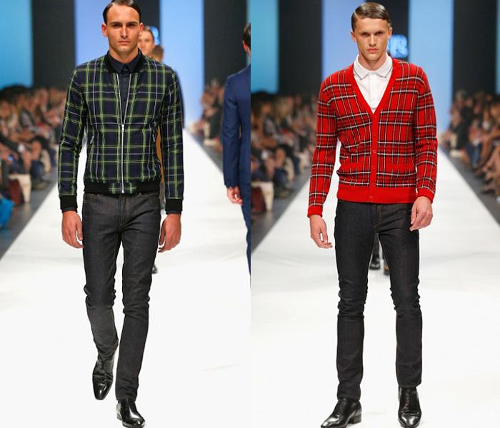 denim jeanswear fw 2013 14 mens runways denim jeans fashion 3 jack london david jones opening event supported by vogue