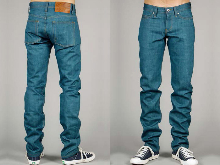 2013-2014 Fall Winter Mens Denim Jeans & Chinos Preview from Blue Owl