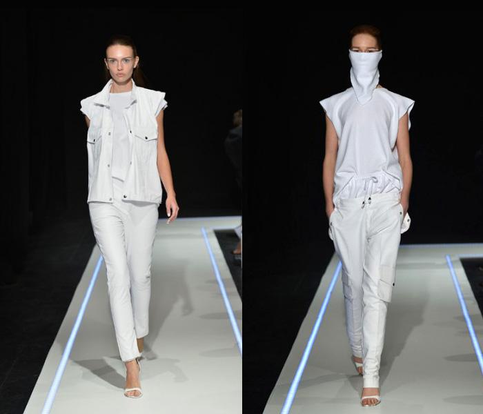 HAN by Khim Hang - Jeanswear 2013-2014 Spring Summer Womens Runway