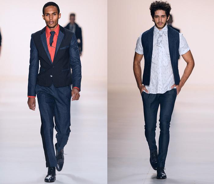 Denim & Jeanswear 2014 Summer Mens Runways São Paulo FW ...