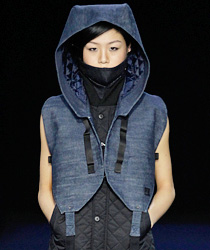 Star RAW 2013-2014 Fall Winter Womens Runway Collection