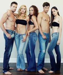 stylebook | Denim Jeans Fashion Week Runway Catwalks